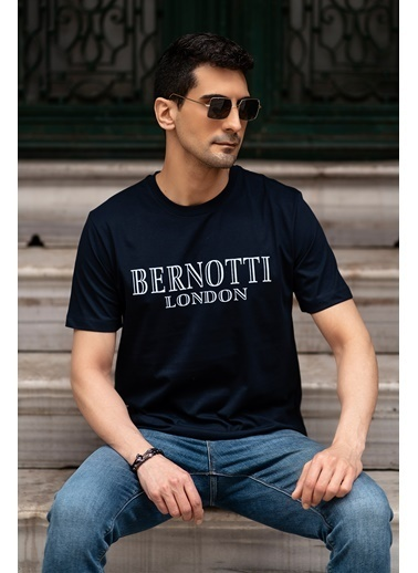 Bernotti 79 Tişört Lacivert